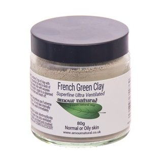 Amour Natural Clay, Green 80g