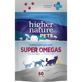 Higher Nature Pets Super Omegas (60)