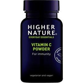Higher Nature Buffered Vitamin C (Calcium Ascorbate)