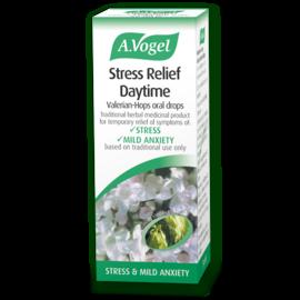 Bioforce Uk A Vogel Stress Relief Daytime Valerian Hops Oral Drops 50ml