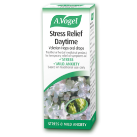 Bioforce Uk Stress Relief Daytime Valerian Hops Oral Drops 50ml