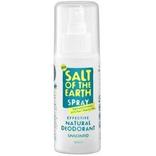 Bioforce Uk Salt Of The Earth Deodorant Spray, 100ml
