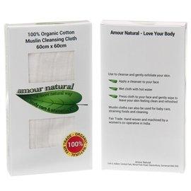 Amour Natural Organic Muslin Cloth