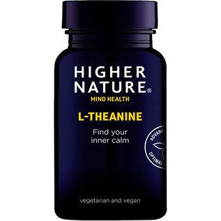 Higher Nature Theanine (30)