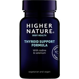 Higher Nature Thyroid Support Formula (60)