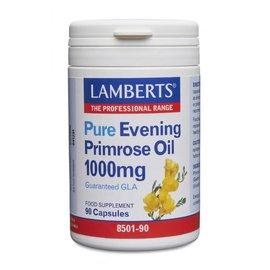 Lamberts Pure Evening Primrose Oil 1000mg 90 Capsules