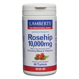 Lamberts Rosehip 10,000mg 60 Tablets