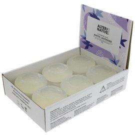 Alter/Native By Suma Glycerine Soap- White Lavender