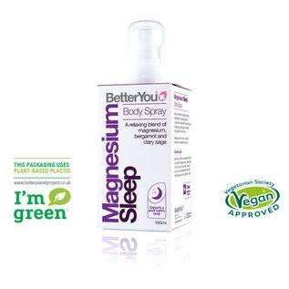Better You Better You Magnesium Oil Goodnight Sleep Spray [100ml]