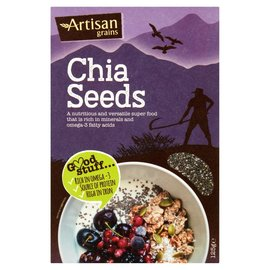 Artisan Grains Artisan Grains Chia Seeds 125g