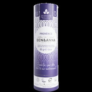 Ben And Anna Ben & Anna Natural Soda Deodorant Tubes - Provence