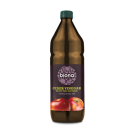 Biona Biona Cider Vinegar - Unfiltered [750ml]