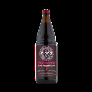 Biona Cranberry Juice 100% Pure 750ml