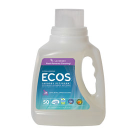Earth Friendly Laundry Liquid Lavender Ecos