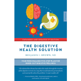 Exisle Publishing The Digestive Health Solution By Ben Brown