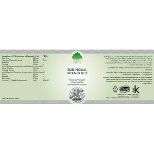 G&G Vitamins & Minerals Sublingual Vitamin B12 50g