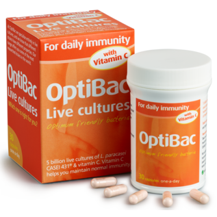Optibac For Daily Immunity