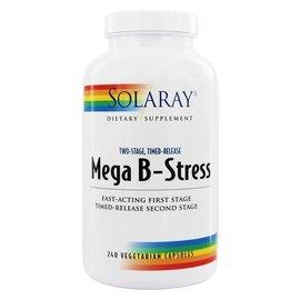 Solaray Mega B Stress (60)