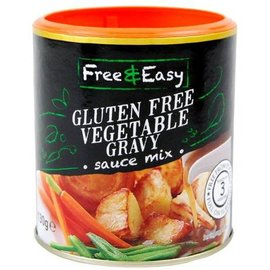Free & Easy Free & Easy Gluten Free Vegetable Gravy Sauce Mix