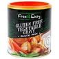 Free & Easy Gluten Free Vegetable Gravy Sauce Mix