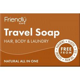 Friendly Soap Natural Travel Soap