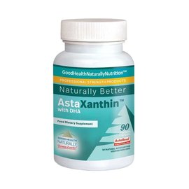 Good Health Naturally Astaxanthin With Dha 90's
