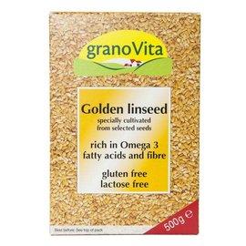 Granovita Granovita Golden Linseed[500g]