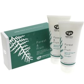 Green People Company Forest & Fruit Gift Set