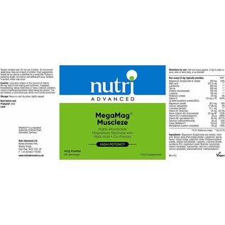 Nutri Advanced Nutri Advanced Megamag Muscleze