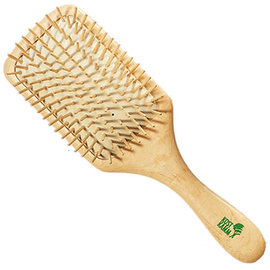 Lavera Hairbrush With Pointed Wooden Pins, Beech Wood, Large