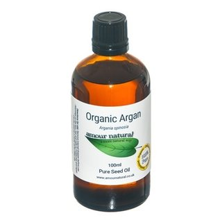 Amour Natural Amour Natural Essential Oils Argan 100ml Organic