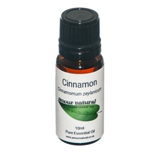 Amour Natural Amour Natural Essential Oils Cinnamon 10ml Not Organic