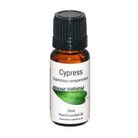 Amour Natural Amour Natural Essential Oils Cypress 10ml Not Organic