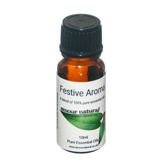 Amour Natural Amour Natural Essential Oils Festive Aroma 10ml Not Organic