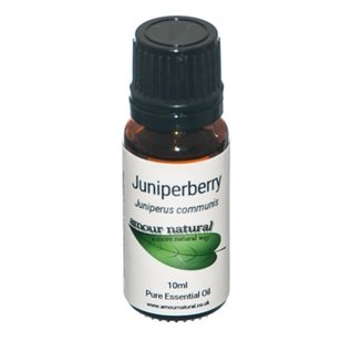 Amour Natural Amour Natural Essential Oils Juniperberry 10ml Not Organic