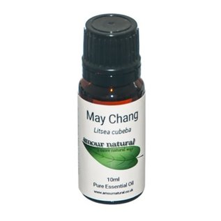 Amour Natural Amour Natural Essential Oils May Chang 10ml Not Organic