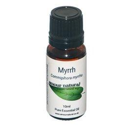 Amour Natural Amour Natural Essential Oils Myrrh 10ml Not Organic