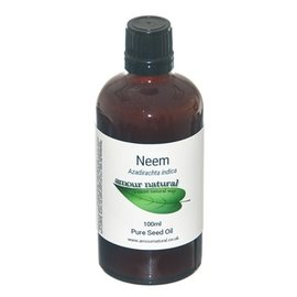 Amour Natural Amour Natural Essential Oils Neem 100ml Not Organic