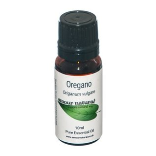 Amour Natural Amour Natural Essential Oils Oregano 10ml Not Organic