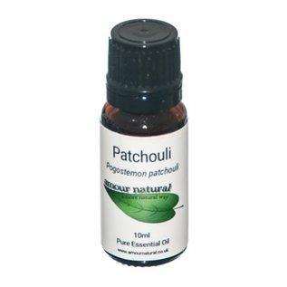 Amour Natural Amour Natural Essential Oils Patchouli 10ml Not Organic