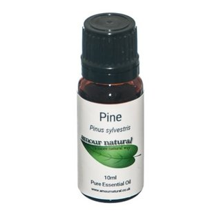 Amour Natural Amour Natural Essential Oils Pine 10ml Not Organic