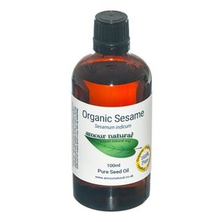 Amour Natural Amour Natural Essential Oils Sesame Seed 100ml Organic