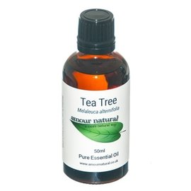 Amour Natural Amour Natural Essential Oils Tea Tree 50ml Not Organic