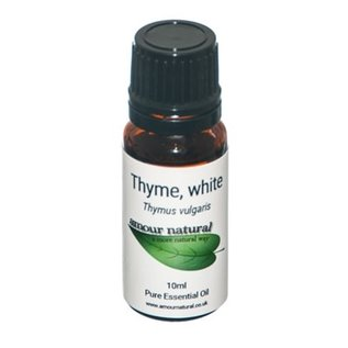 Amour Natural Amour Natural Essential Oils Thyme (white) 10ml Not Organic