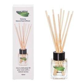 Amour Natural Amour Natural Reed Diffusers Relaxing (Lavender, Geranium & Ylang Ylang) 50ml