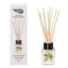 Amour Natural Amour Natural Reed Diffusers Citrus Tonic 50ml