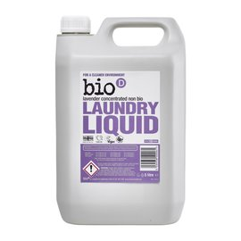 Bio D Bio D Laundry Liquid Lavender 5 Litres