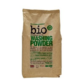 Bio D Bio D Washing Powder Unscented 2 kg
