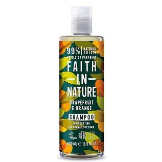 Faith In Nature Faith In Nature Shampoo Grapefruit & Orange 400ml