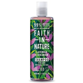 Faith In Nature Faith In Nature Shampoo Lavender & Geranium 400ml